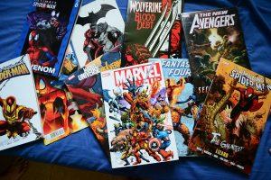 Comprar comics online